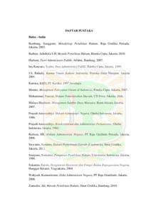 Pelayanan Publik Dalam Penerbitan Surat Keterangan Tidak