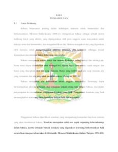 Homonim Bahasa Minangkabau Dan Bahasa Jawa Di Kabupaten Dharmasraya